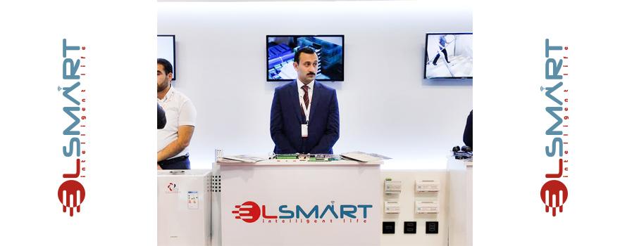 """ELSMART """"Baku Build 2019"""" Sərgisində"""