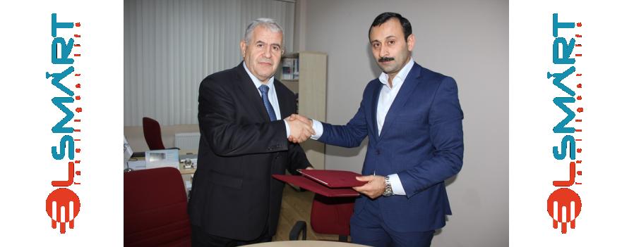 Бакинский Инженерный Университет (BMU) подписал соглашение о сотрудничестве с ООО SMART HOME
